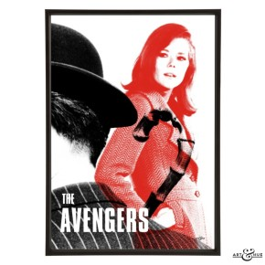 Female action heroes and the spirit of Emma Peel