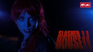 Francesca Louise White as Red in Slasher House II