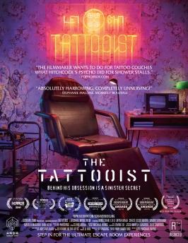 Tattooist Poster A 120x95