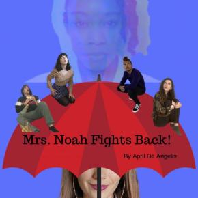 Mrs Noah Fights Back – with music, jokes, and a serious message